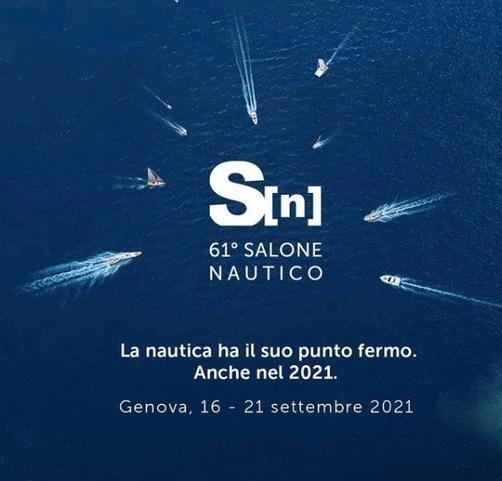 Logo Salone Nautico Genova 21